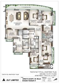 Gurdwara Floor Plan by Dlf Kings Court Delhi Discuss Rate Review Comment Floor Plan