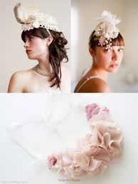 floral hair accessories floral wedding hair accessories wedding inspirasi