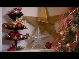 Dollar Tree Decorating Ideas Dollar Tree Christmas Decoration Ideas Youtube