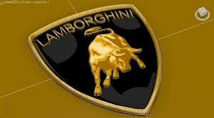 car lamborghini logo 3d model lamborghini logo cgtrader