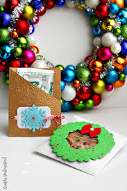 diy embossed cookie u0026 cocoa gift set consumer crafts