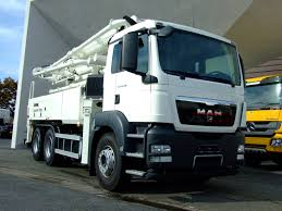 man tgs 26 360 6x4 bb schwing s28x concrete pump truck over 7 5t