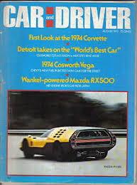 mazda car and driver car driver 8 73 usa corvette vega cosworth toyota mazda corvette