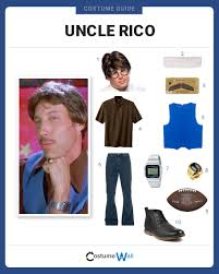pedro halloween costume dress like uncle rico costume halloween and cosplay guides