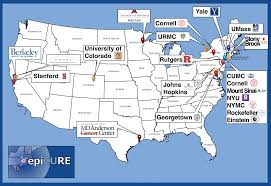 Nih Campus Map About The Epicure Center Columbia Epicure Skin Disease