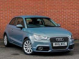 used audi ai for sale used 2014 14 reg blue audi a1 1 6 tdi sport 5dr for sale on rac