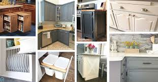 kitchen cabinet ideas 20 best diy kitchen cabinet ideas and designs for 2021