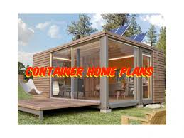 Shipping Container Home Plans Turning Shipping Containers Into Homes In Shipping Container Homes