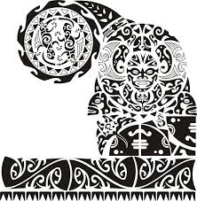 maori shoulder black ink maori tribal shoulder tattoo for men photo 8 real