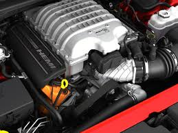 hellcat challenger 2017 engine srt engineer explains how hellcat hemi pulls 707 horsepower