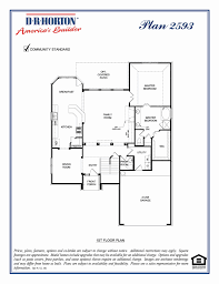 100 dh horton floor plans avondale summerlake winter garden