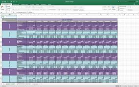 Sales Tracker Excel Template Free Excel Template Sales Budget