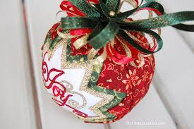 how to make personalized embroidery for your snow globe ornaments