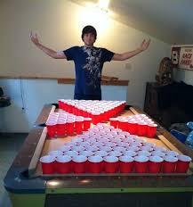 Pool Beer Pong Table by Pool Table As A Beer Pong Table Beer Pong Table Designs