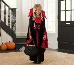 Girls Vampire Halloween Costume Vampire Costume Pottery Barn Kids Halloween