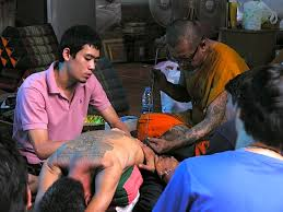 master tattoo indonesia 7 interesting places to go from bangkok shoestring travel travel