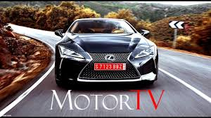 lexus is parkers new 2017 lexus lc 500 v8 471 hp film l design l technology l