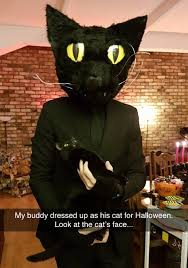 Halloween Cat Meme - tastefully offensive on tumblr laughing s the best medicine