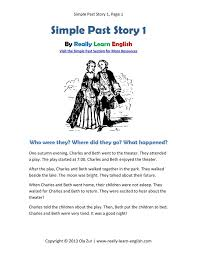 free printable short story worksheets and answer key for the