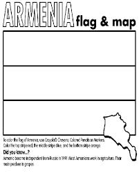 armenian alphabet coloring pages armenia coloring page crayola com