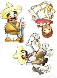 imagenes de la revolucion mexicana en preescolar educando y jugando día de la revolución mexicana
