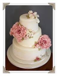 124 best floral wedding cakes images on pinterest beautiful