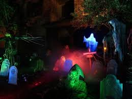 Scary Halloween House Decorations Halloween Lighting Ideas Print Out Halloween Decorations Halloween