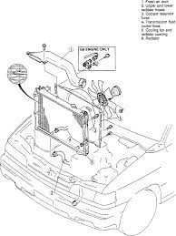 repair guides radiator removal u0026 installation autozone com