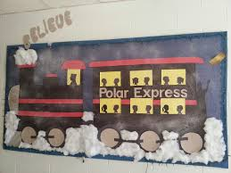 polar express bulletin board our class bulletin boards