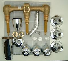 three handle tub shower faucet sets three affordable designs