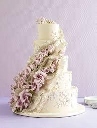 wedding cake roses the 25 prettiest wedding cakes we ve seen