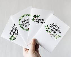 outcome design tis the season for creative cards