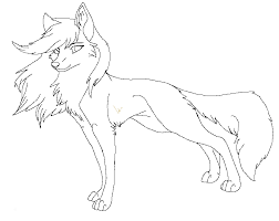 anime wolf coloring pages bestcameronhighlandsapartment