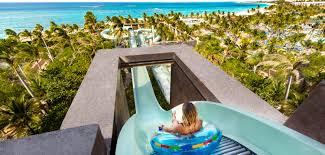 water slides dolphin cay bahamas atlantis paradise island