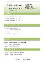 Microsoft Word Resume Templates 2011 Free Free Cv Templates 233 To 239 U2013 Free Cv Template Dot Org