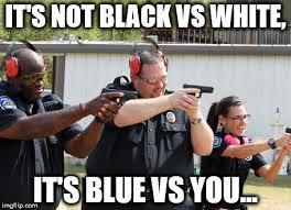 Fuck The Police Meme - blue vs you imgflip