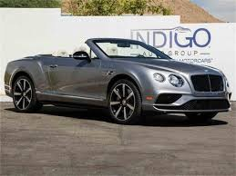 bentley continental 2017 2017 bentley continental for sale classiccars com cc 1014448