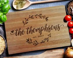 personalized cheese platter custom cheese board etsy