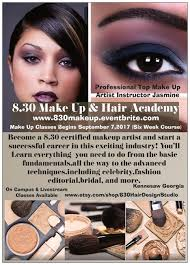 professional makeup courses 8 30 professional make up cus course 6 weeks tickets thu