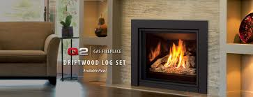 Fireplace by Enviro Home
