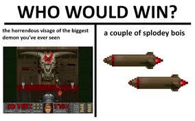Doom Guy Meme - doom memes dump
