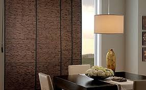 Patio Door Window Panels Window Treatments For Sliding Glass Doors Shading Systems Inc Blog