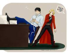 does roy mustang stay blind roy mustang fullmetal alchemist roy mustang