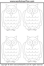 Halloween Printable Activity Sheets 96 Best Tracing Worksheets Images On Pinterest Tracing