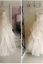 wedding dress bustle bustle wedding dress rosaurasandoval