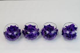 purple wedding centerpieces diy purple wedding centerpiece in 3 easy steps