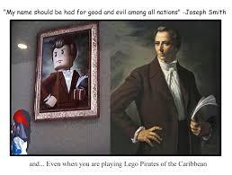 Pirates Of The Caribbean Memes - hollyshome church fun joseph smith s picture in lego s pirates