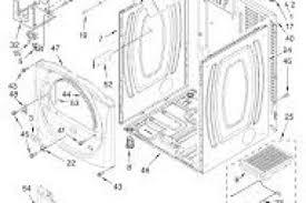 whirlpool cabrio dryer wiring schematic wiring diagram