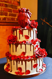 eat your heart out of your wedding cake wedding cake cake