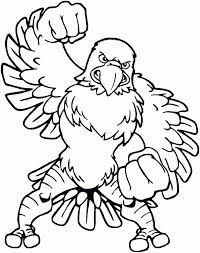 oakland raiders coloring pages bald eagle coloring pages for kids coloring home